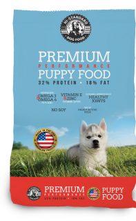 Premium Performance Puppy Food